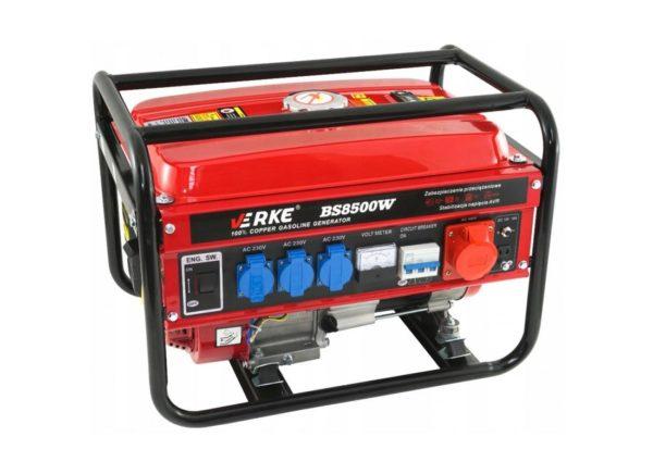 Verke V60205 áramfejlesztő generátor 2,8 kW V60205