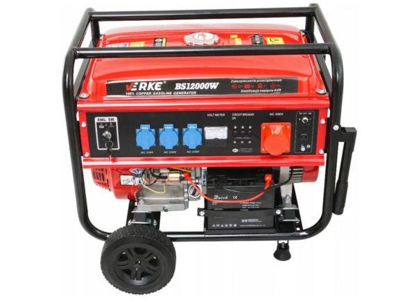 Verke V60210 áramfejlesztő generátor 12 kW V60210