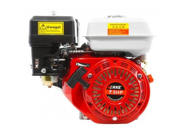 Verke V60255 OHW négyütemű benzinmotor 20 mm / 7,5 LE V60255
