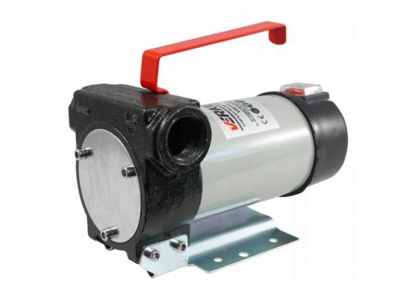 Verke V80168 üzemanyag szivattyú 160 W /50 l/p / 10 m / 24 V V80168