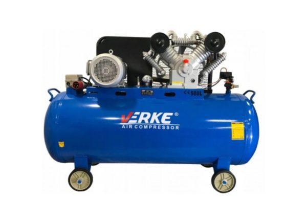 Verke V81130 négyhengeres kompresszor 7,3 kW / 500 l / 12,5 bar V81130
