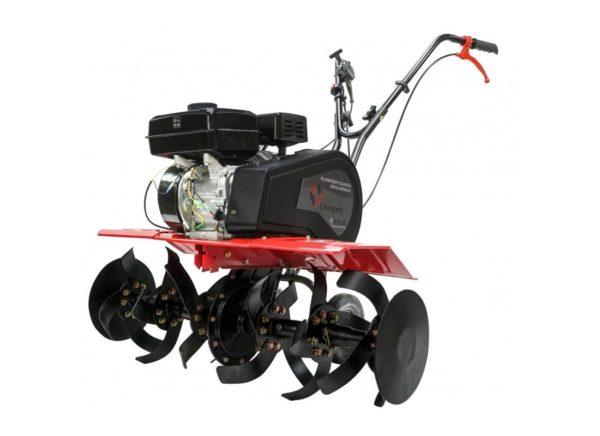 Verke V90203 benzinmotoros kapálógép 210 cm3 / 300-500-850 mm / 53 kg V90203