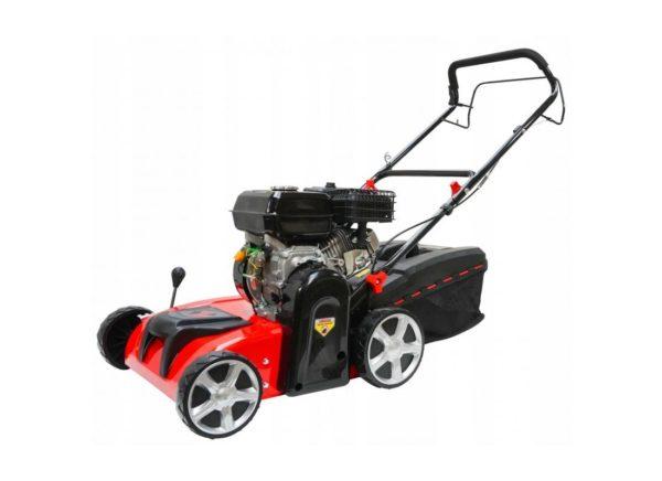 Verke V90215 benzinmotoros gyepszellőztető 196 cm3 / 380 mm V90215