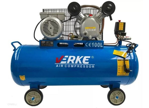 Verke V81114 Kompresszor 100L / 8bar V81114