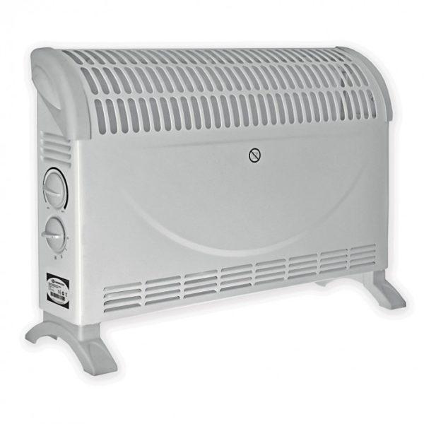 Dedra elektromos konvektor hősugárzó fűtőtest ventillátorral 2000W DA-K2000T