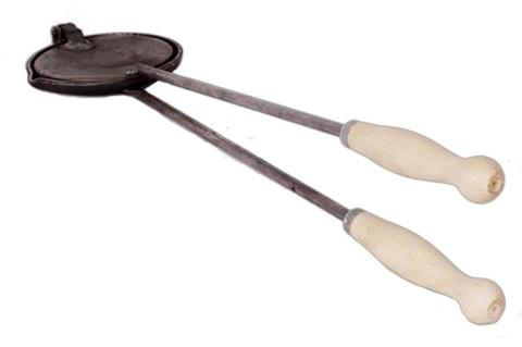 Szalonnasütővas 11,5 cm átmérőjű szalonna sütő sütővas KSZSUTO11