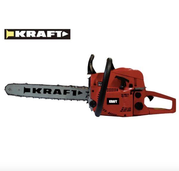 Kraft benzinmotoros láncfűrész benzines láncfűrész 52cm3 KF/CHS2850G-162