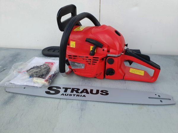 Straus Austria láncfűrész 62 cm3 55 cm ST/CHS-3300G-220