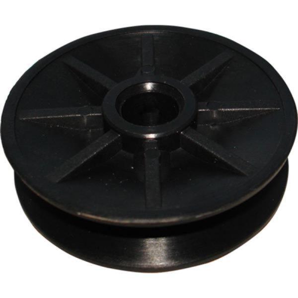 ÉKSZÍJTÁRCSA FŰNYÍRÓ CASTELGARDEN 22601909/0 kerék magasság  16mm csapszeg csapágy  12mm 20-11007