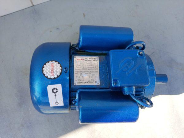 Villanymotor motor egyfázisú 2,2 kW 3000 ford dobozsérült YL90L-2DS