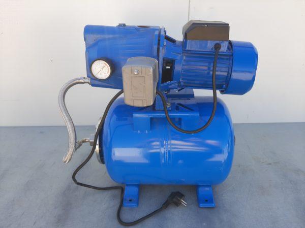 Geko JET100S házi vízmű hidrofor szivattyú 24L 1100W egyszer használt G81511EH