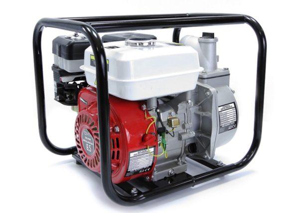 """Mar-Pol benzinmotoros szivattyú benzines szivattyú vízszivattyú 400l/p 6,5 le 2"""" M799203"""