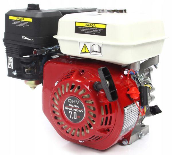 Mar Pol benzinmotor 4 ütemű benzin üzemű motor 7LE 223 cm3 egyszer használt M79895EH