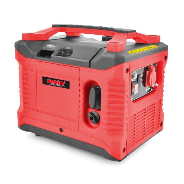 HECHT IG 1100 benzinmotoros inverteres áramfejlesztő aggregátor benzines generátor 1000W HECHTIG1100