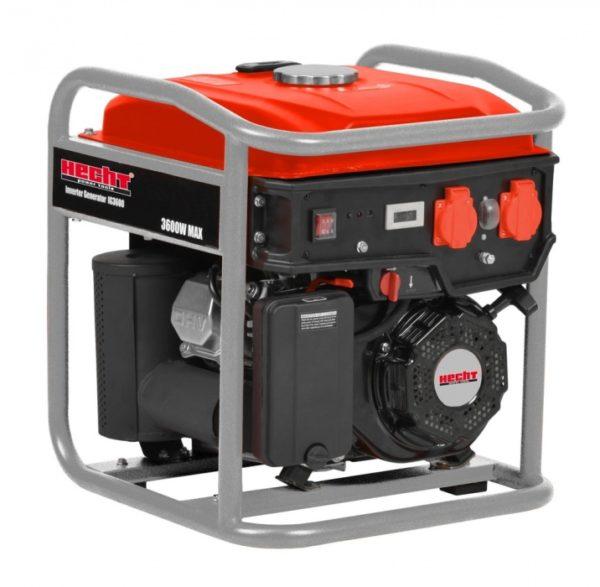 HECHT IG3600 benzinmotoros inverteres áramfejlesztő aggregátor benzines generátor 3000W HECHTIG3600