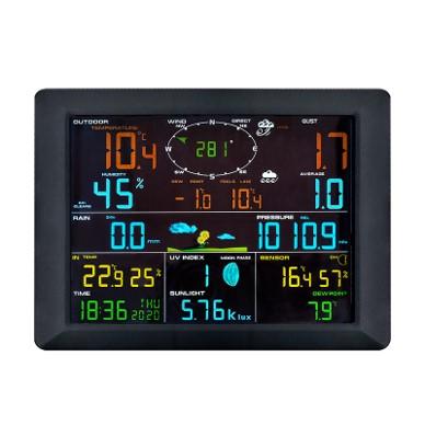 Professzionális meteorológiai állomás TE100