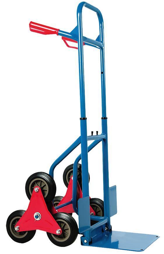 Strend Pro lépcsőjáró molnárkocsi összecsukható 180 kg 114x48x62 cm 2171516