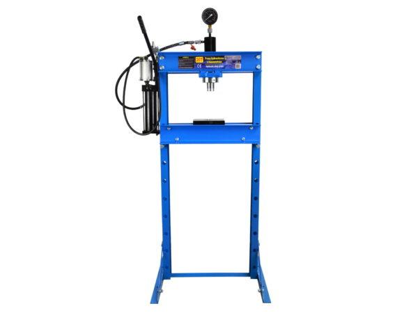 GEKO hidraulikus pneumatikus prés műhelyprés 20t G02092