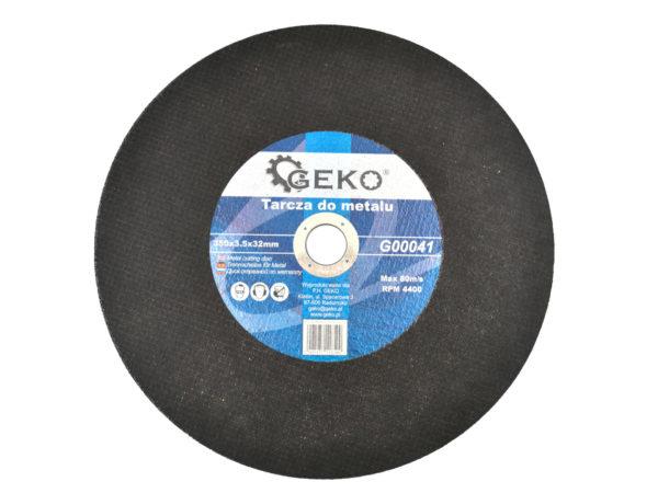 Geko gyorsdaraboló tárcsa 350×3,5x32mm vágókorong vágó G00041