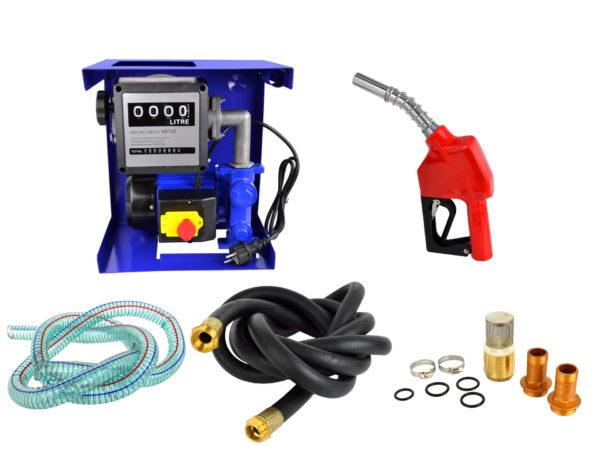 Geko önfelszívó elektromos gázolaj szivattyú 230V G01023