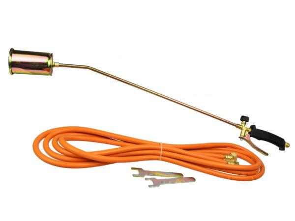 Geko Gázperzselő perzselő disznóperzselő gázégő G20008