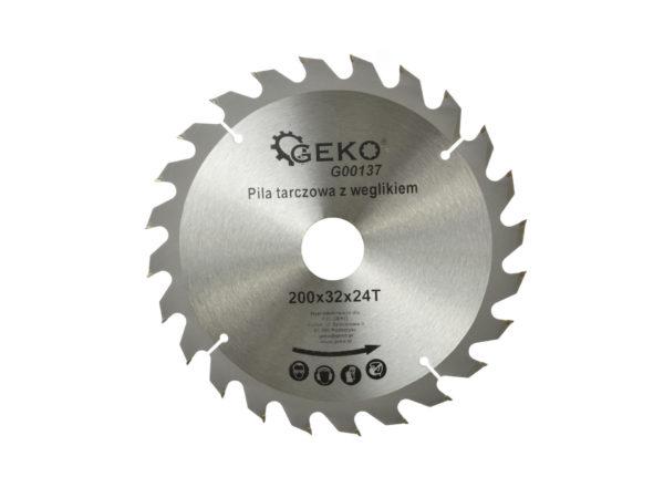 Geko Körfűrészlap 200x32x24T LT (100) G00137
