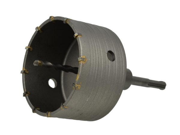 Geko SDS Plus Koronafúró 100mm dobozfúró G40005
