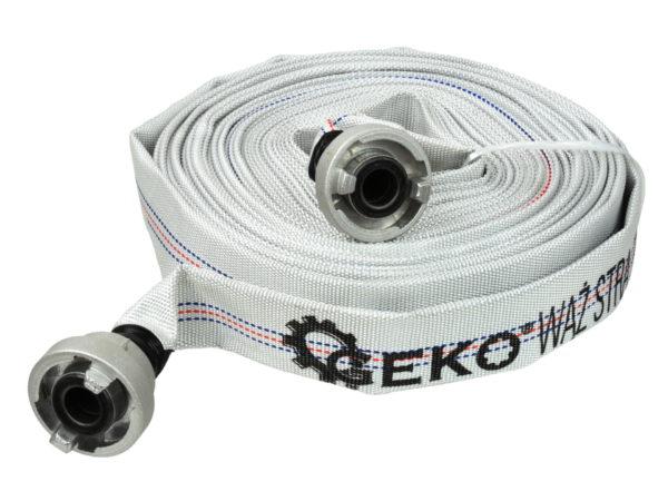 """Geko Tűzoltó tömlő 1"""" 20m 8 bar G70001"""