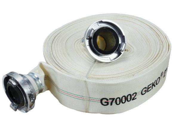 """Geko Tűzoltó tömlő 2"""" 30m 8 bar G70002"""