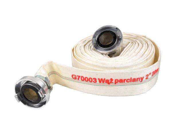 """Geko Tűzoltó tömlő 2"""" 20 m 8 bar G70003"""