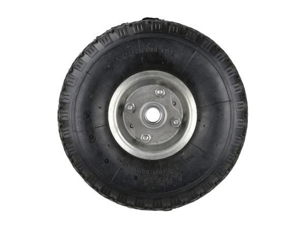 GEKO Molnárkocsi kerék fúvott szerelhető fém felnis 4.00-4 (2PR) G71005