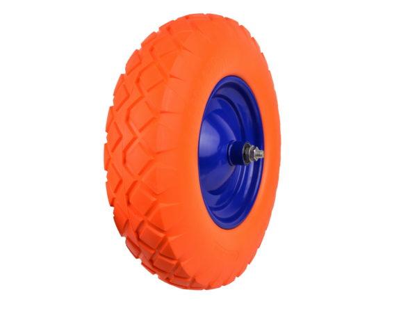 Geko talicska kerék talicskakerék 40cm tömör G71024