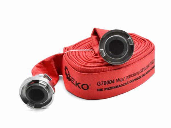 """Geko Tűzoltó tömlő 2"""" 20m 8 bar G70004"""