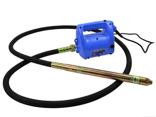 Geko betonvibrátor beton vibrátor tűvibrátor 38mm 4m 2300W G80230