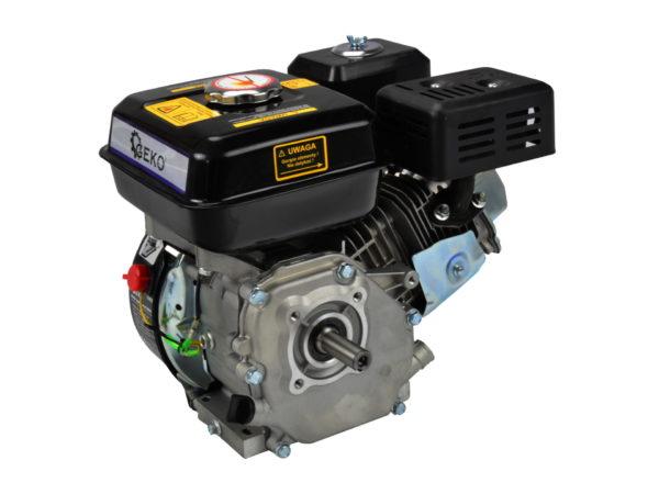 Geko benzinmotor benzin üzemű motor 196 cm3 6,5 LE 20mm G80250