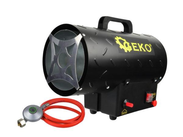 Geko PB gázüzemű hőlégbefúvó hőlégfúvó hősugárzó 15kW G80410