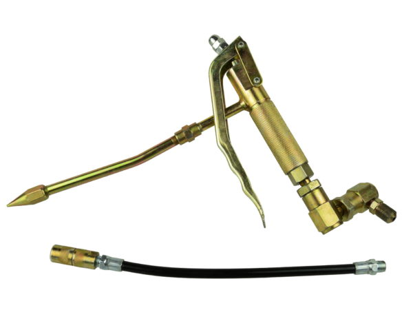 Geko zsírzó pisztoly pneumatikus zsírzókhoz G01129A