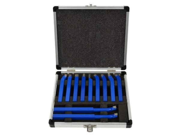 Geko Esztergakés készlet 11db-os 8x8mm eszterga kés G01240