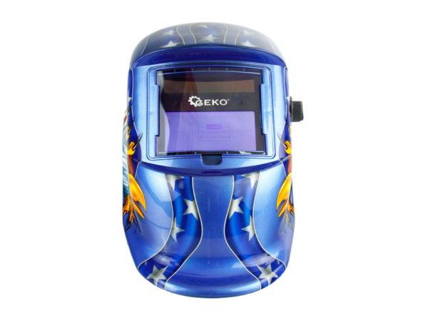 Geko automata hegesztőpajzs hegesztő pajzs fejpajzs G01878