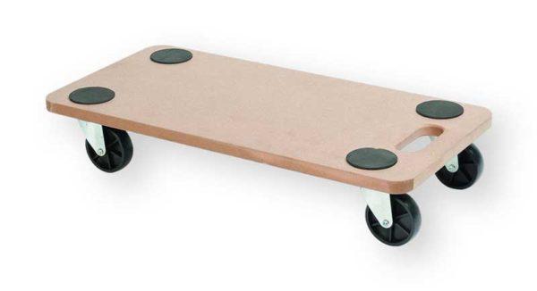 Univerzális kiskocsi bútormozgató szállító 200 kg 290×590 mm 1242821