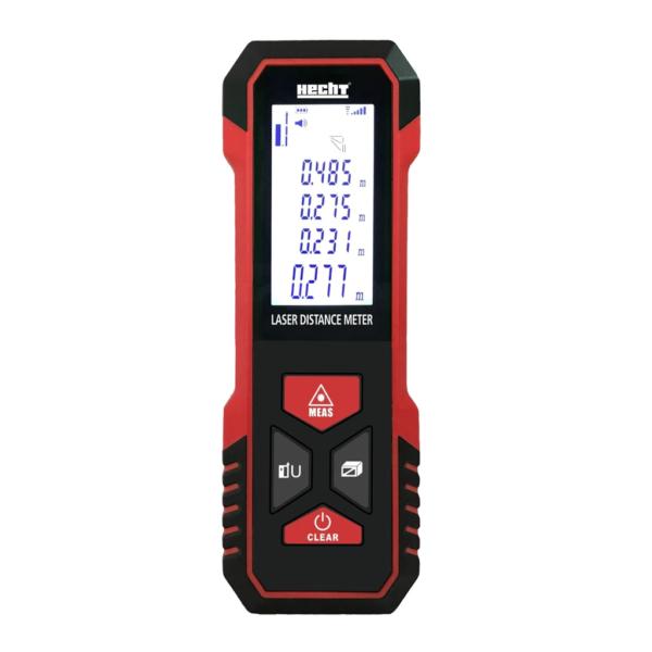 HECHT 2008 lézeres távolságmérő távolság mérő max 40m HECHT2008