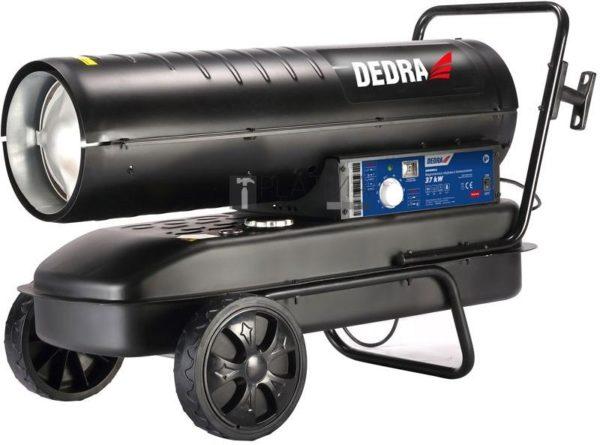 Dedra gázolajos hőlégfúvó gázolajos hősugárzó 51kW termosztáttal kerekekkel DED9964AT