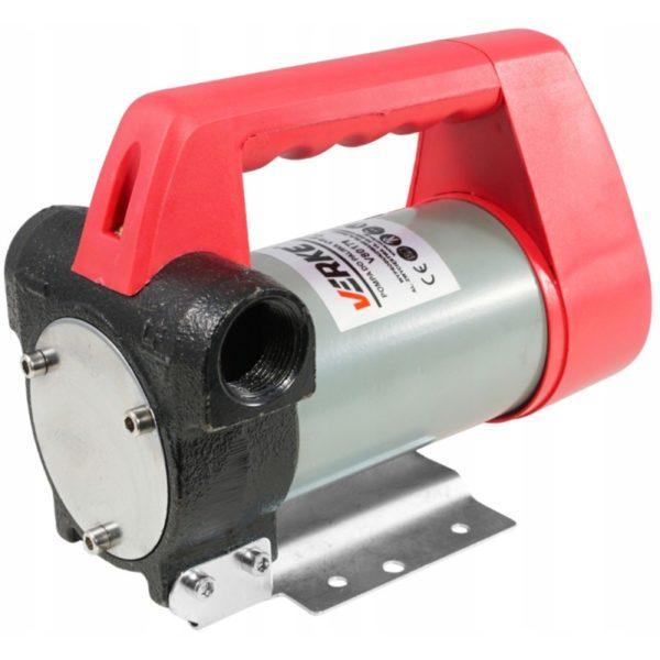 Verke üzemanyag szivattyú gázolaj szivattyú 160 W /50 l/p / 10 m / 24 V V80171