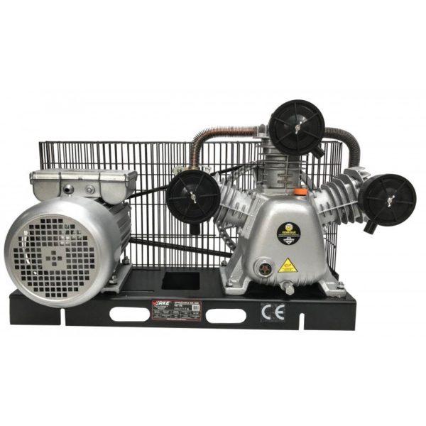 Verke 3 hengeres sűrítő W kompresszor villanymotorral 3 kW 230V 8 bar 360l/perc V81146
