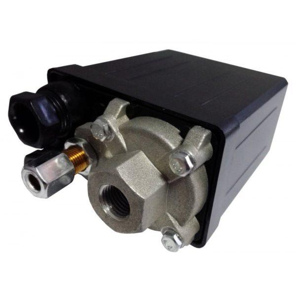Verke 25 és 50 literes kompresszor nyomáskapcsoló 230V V81200