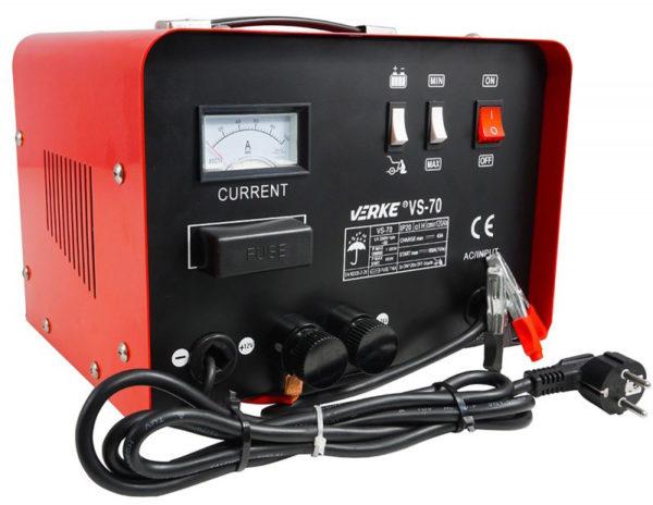 Verke akkumlátortöltő 180A 12/24V VS-70 V80007