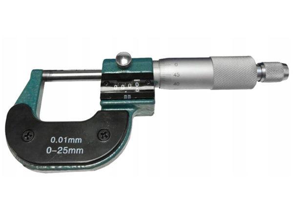 Verke mikrométer  0-25mm  V86005
