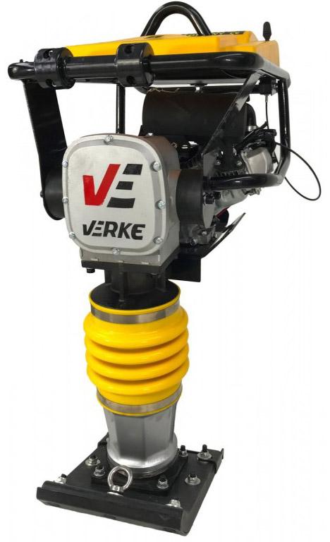 Verke RM-80LHC lapvibrátor 6,5le 78kg V10126