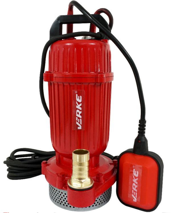 Verke szennyvíz szivattyú úszókapcsolóval qdx-370f v60021