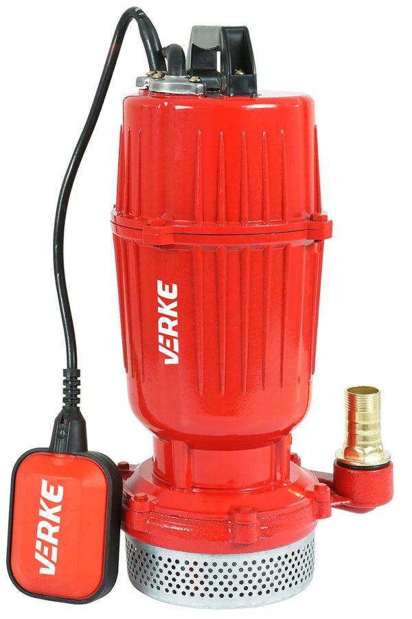 """Verke 1"""" szennyvíz szivattyú úszókapcsolóval qdx-550f v60023"""